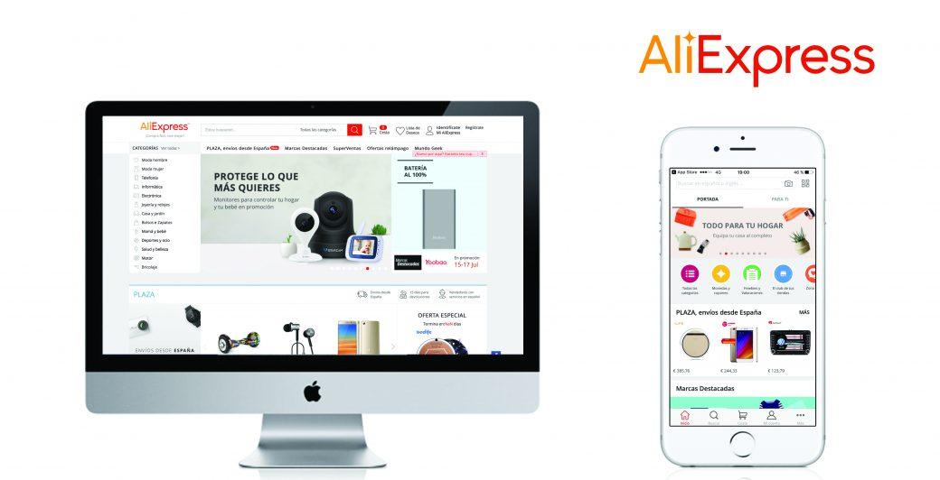 AliExpress Marketingchino