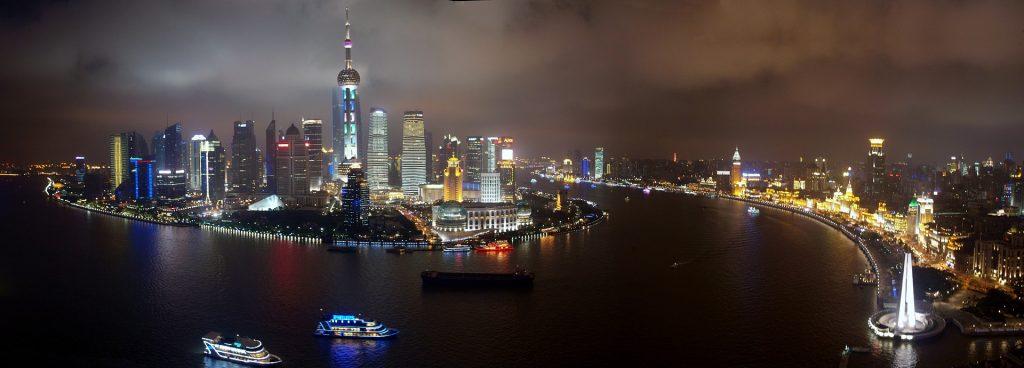 Luces Shanghai
