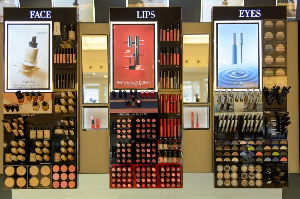 pop-up cosmetica